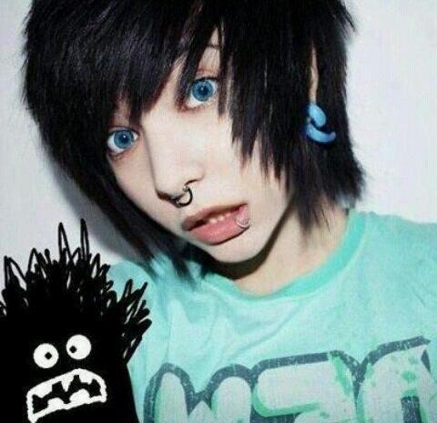 scene boys | Tumblr | Cute/emo boys | Pinterest | Scene ...