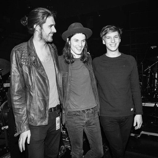 Ezra & Bay & Hozier- the trifecta of  men with great voices