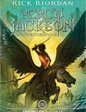 The Titan S Curse Percy Jackson And The Olympians Book 3 By Rick