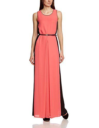 #Tommy #Hilfiger #Damen #Plissee #Kleid #GEM #DRESS #NS, #Maxi, #Einfarbig,   #40 #(Herstellergröße: #10), #Rosa #(SUGAR #CORAL / #MASTERS #BLACK #122) Tommy Hilfiger Damen Plissee Kleid GEM DRESS NS, Maxi, Einfarbig, Gr. 40 (Herstellergröße: 10), Rosa (SUGAR CORAL / MASTERS BLACK 122), , , , , ,