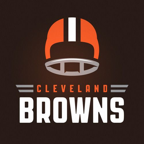 Cleveland Browns logo concept by Gridiron Labs