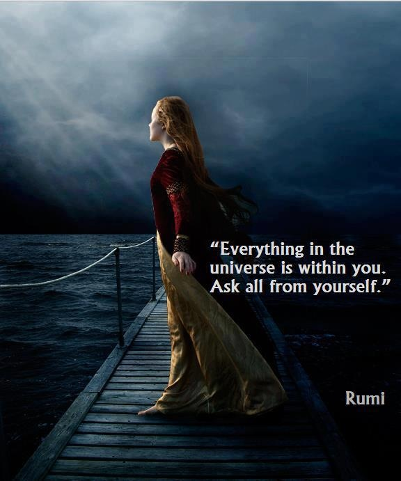 Ask from yourself with great faith in God the creator of it all.
