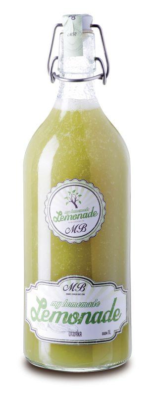 Domácí limonáda okurková 1l