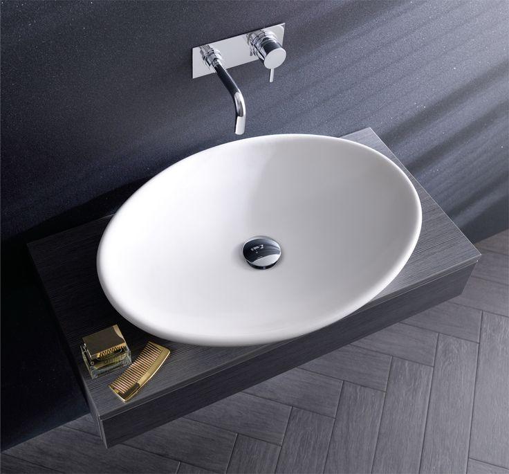 Edge Steel | Bauhaus Bathrooms - Furniture, Suites, Basins - Ultimate Bathroom Solutions
