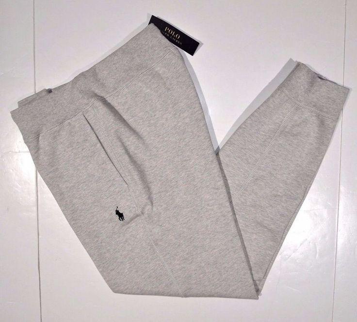 Polo Ralph Lauren fleece sweatpants jogger athletic size xxl  #PoloRalphLauren #CasualPants