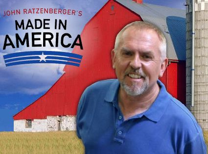 """In 2004, we were featured on an episode of """"Made in America"""" with John Ratzenberger."""