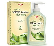 Telové mlieko Aloe Vera 30 % sleva