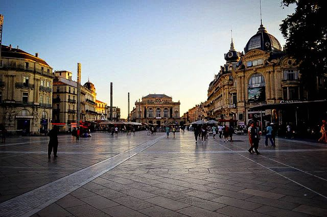 Heading to France? Make sure you go to the beautiful Montpellier. Check out my moments there.
