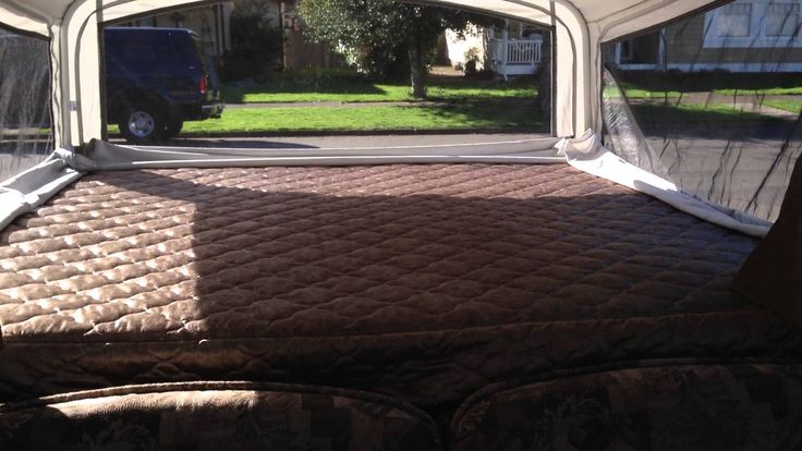 2009 Fleetwood Avalon pop-up tent trailer for sale