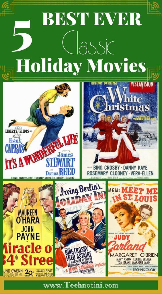 TERRI: Best alltime classic christmas day movies