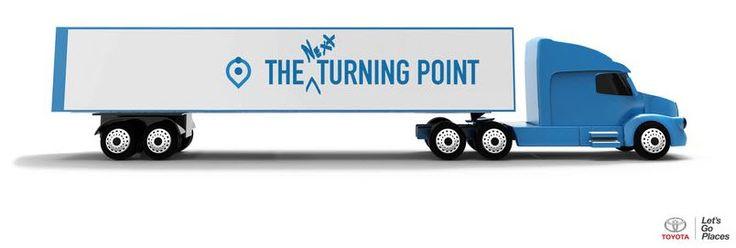 Après les autobus et les chariots élévateurs, technologie de propulsion à l'hydrogène pour le camionnage avec Toyota.