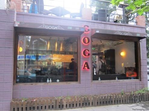 Goga, Shanghai = Delish!