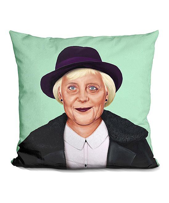 Amit Shimoni Angela Throw Pillow