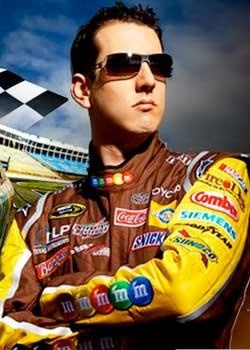Yes, I do understand that I am the only Kyle Busch fan in America!