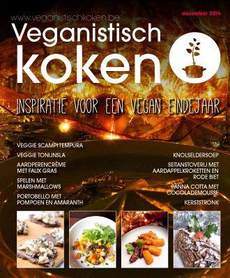 Inspiratie voor een vegan eindejaar | veganistisch koken - heerlijke plantaardige recepten