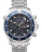 Buy Omega Seamaster Automatic Chronograph Mens Watch 2225.80.00 Online the-rolex-submariner.com