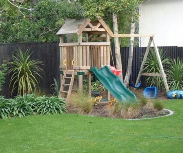 garden design ideas with childrens play area photo 5 - Garden Ideas Play Area
