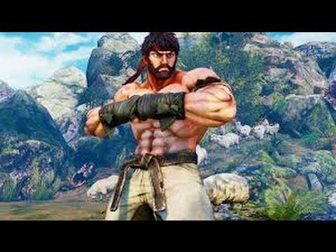 Street Fighter Assassin's fist film complete en Round 2017