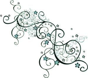 flower vine tattoo2                                                                                                                                                      Más