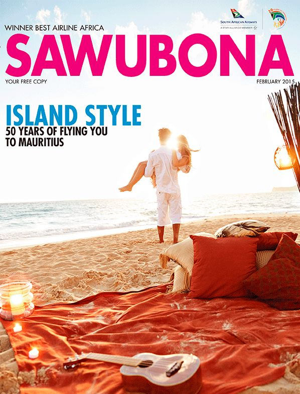February 2015 cover: ISLAND STYLE