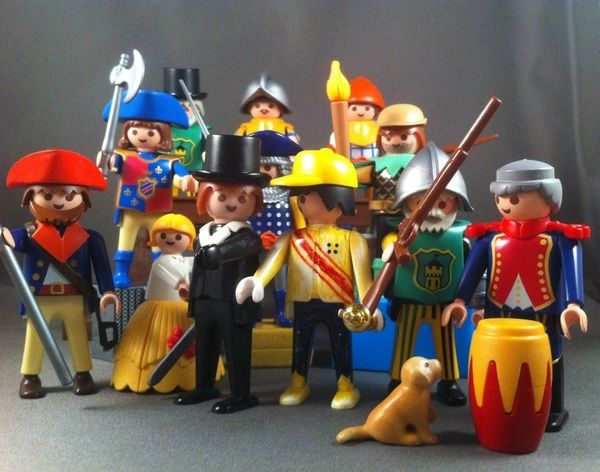 De Nachtwacht in #Playmobil