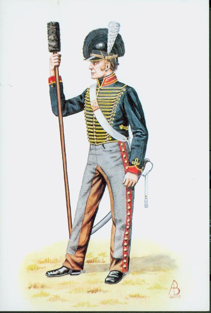 1815 Royal Horse Artillery- Gunner. phuniformes.be