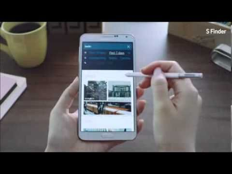 ▶ Practical Training - Samsung GALAXY Note 3 - YouTube