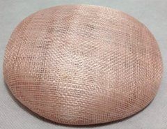 High Round Base - Pale Dusty Pink