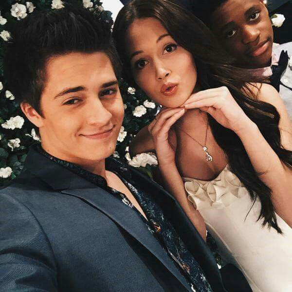 (Can one of you be him he is the princes sister Kelli Burglands boyfriend BTW both of them interview the girls together to see what they are like. Face is Billy Unger.)