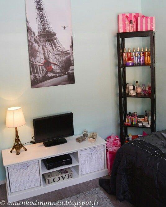 Teenagers new room ♡ Paris & mint