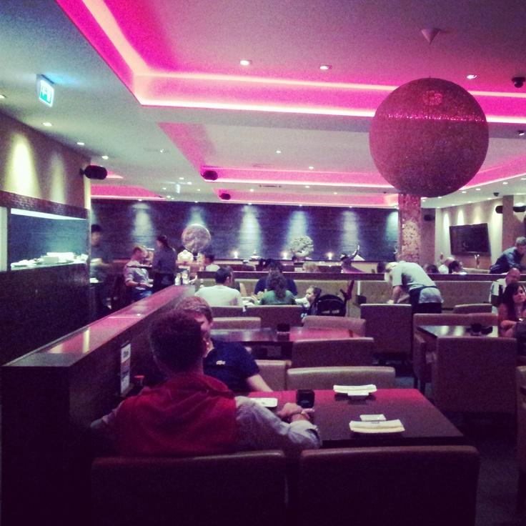 Okinii Dusseldof...great sushi great place