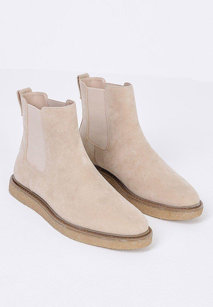 Chelsea Boot - Beige