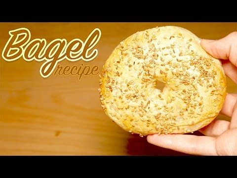 BRETZEL BAGELS in 3 versioni salate e dolci || BRUNCH IN ALTO ADIGE - YouTube