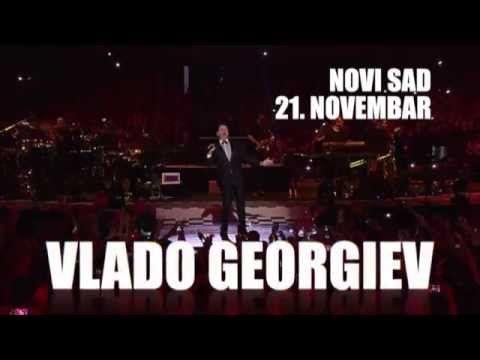 """MjuzNews   Vesti iz sveta muzike - Vlado Georgiev 21.11. u Novom Sadu: """"Pozitivna trema uvek postoji"""" - Koncerti, svirke i nastupi"""