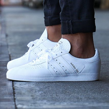 adidas homme blanche