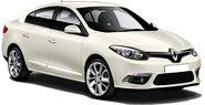 İzmir Havalimanı 'nda Renault Fluence araç kiralamak için arayınız.