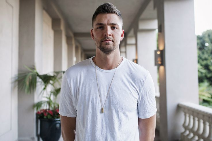How Chandler Parsons Plans to Become the NBA's Best Dressed
