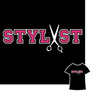 Hey, I found this really awesome Etsy listing at https://www.etsy.com/listing/166522096/stylist-t-shirt-hairstylist-stylist