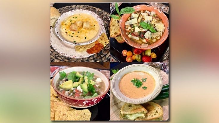We're celebrating National Soup Month, and food blogger Debbie Arnold joined THV11 This Morning with several different recipes that are not only delicious, but easy and quick to prepare.