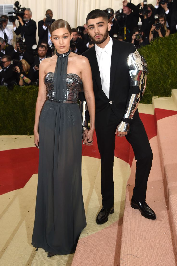 Dress up zayn malik games - All The Looks From The 2016 Met Gala