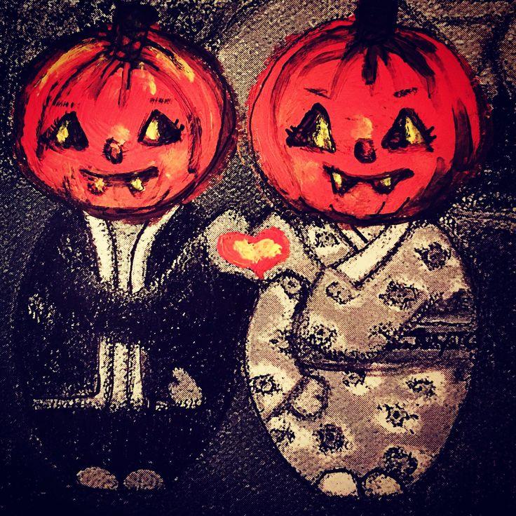 """JOYJOart+design on Twitter: """"Have a spooky #Halloween everyone!! #halloweekend https://t.co/9MUak8TCKh"""""""