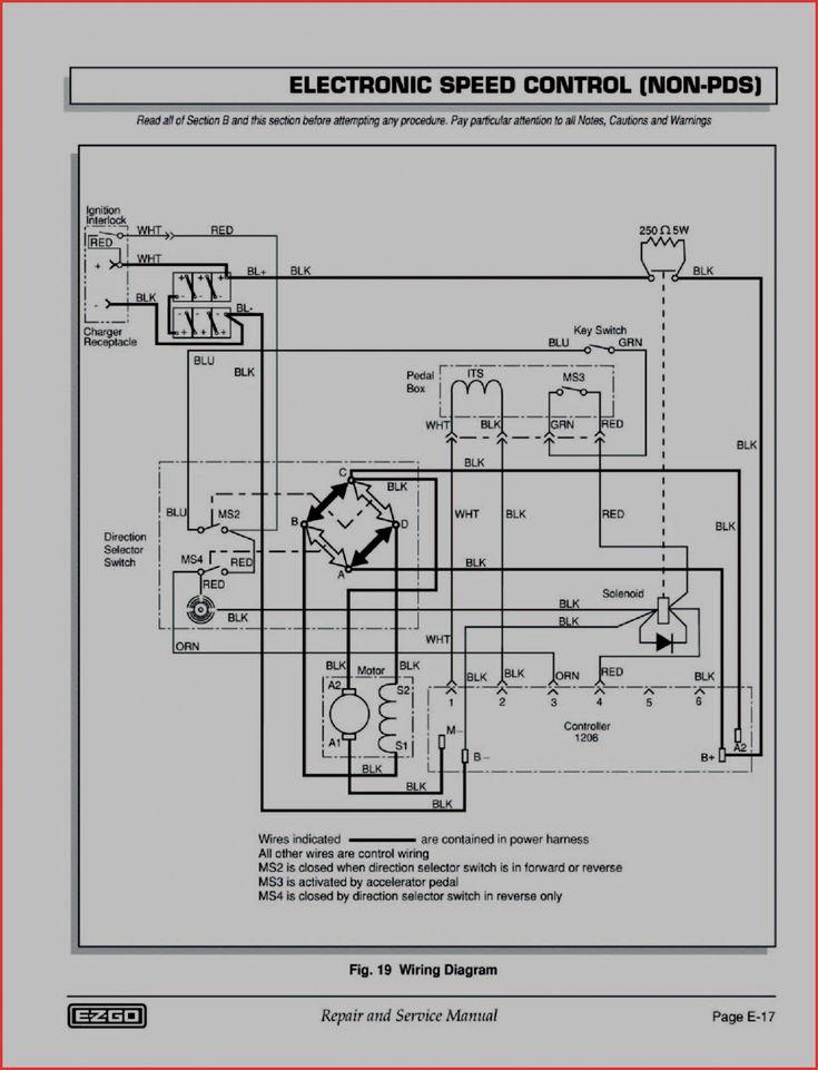 New Ezgo Txt Headlight Wiring Diagram #diagram # ...