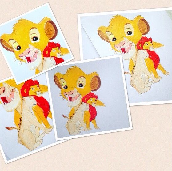 #thelionking #art #drawing