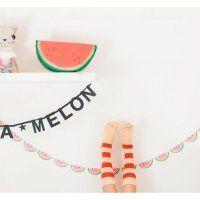 Piccolo Studio Melonen Girlande