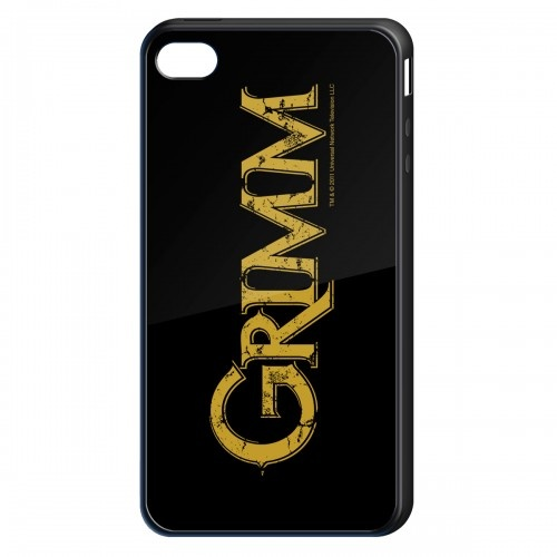 Grimm iPhone 4 Cover