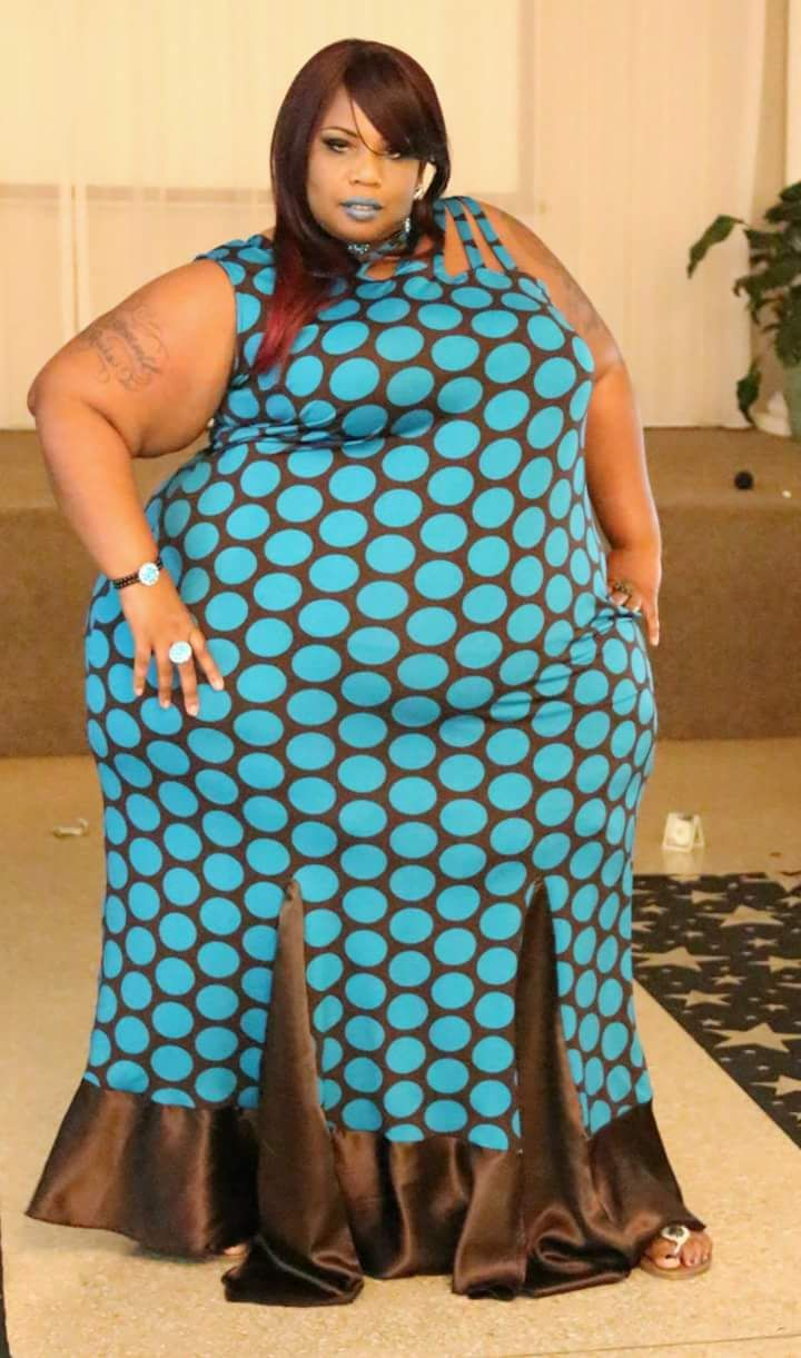 Big Fashion Style Western Spring Summer Outfits 2018 For: SSBBW Is My Love Forever!