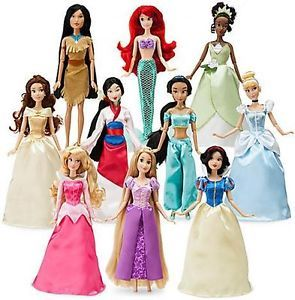barbie princesses disney