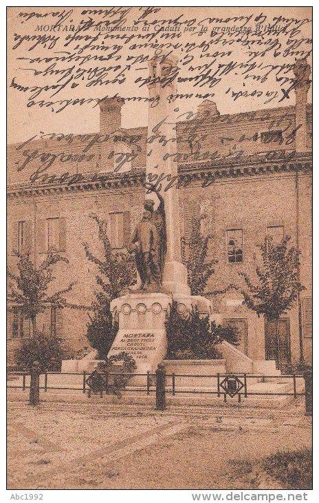 Cartolina da #Mortara. #Lomellina #storia