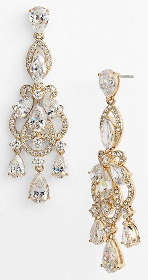 beautiful crystal chandelier earrings http://rstyle.me/n/kmjwzr9te