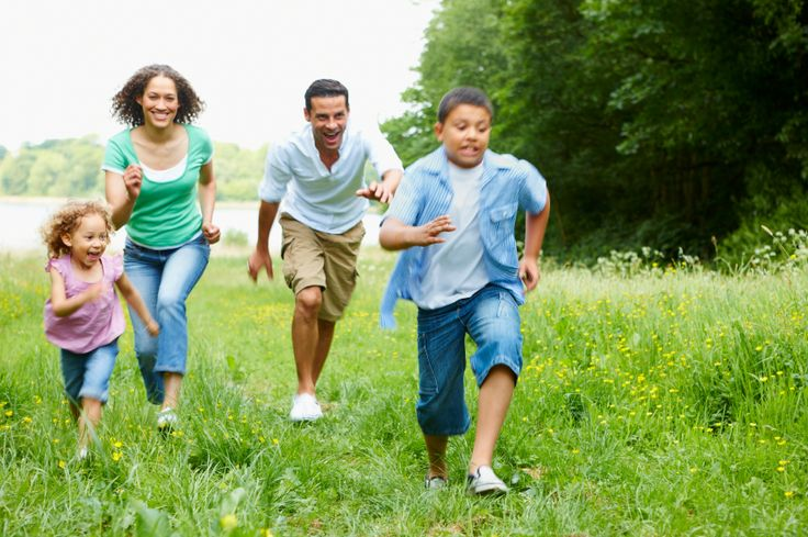 Love, Health and Harmony: How to Maintain Happy, Healthy Family Relationships